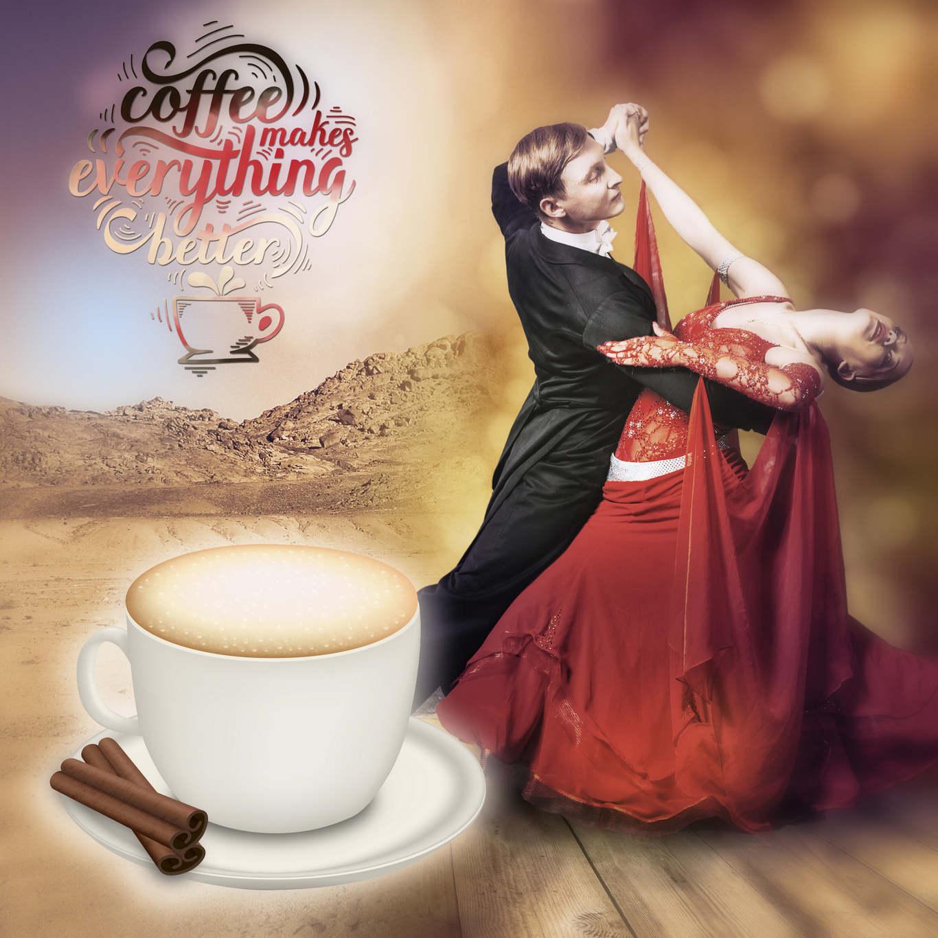 Artwork - kawa czyni wszystko lepszym