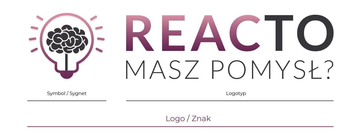 Reacto - logo