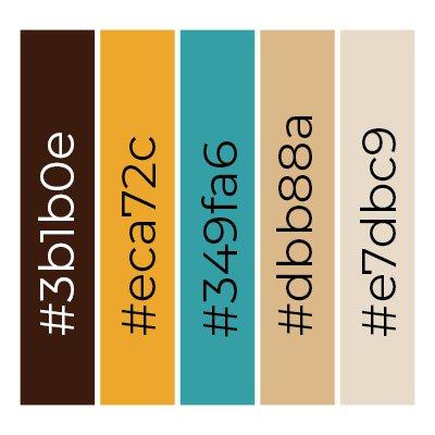 reklamy graficzne facebook - key visual - schemat kolorów